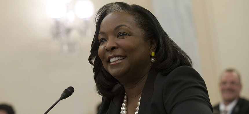LaVerne Council, the assistant VA secretary for information and technology.