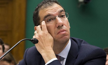 Andy Slavitt, acting administrator for the Centers for Medicare and Medicaid Services