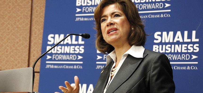 Maria Contreras-Sweet, SBA Administrator