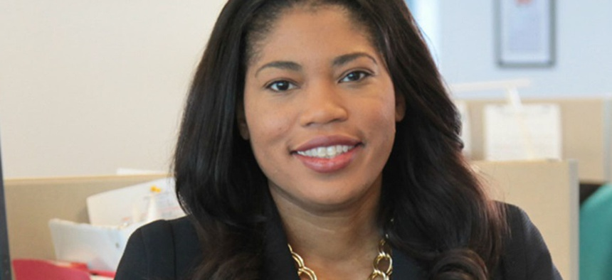 GSA Administrator Denise Turner Roth