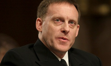 Adm. Michael Rogers, director of the National Security Agency