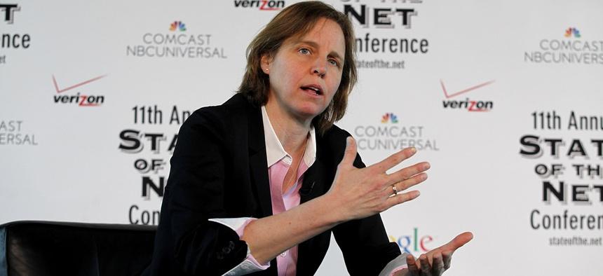 Megan Smith, White House CTO