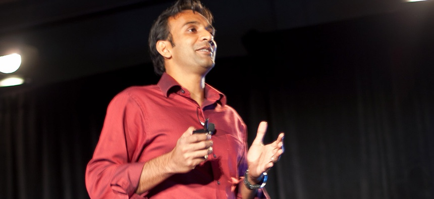 DJ Patil, chief data scientist