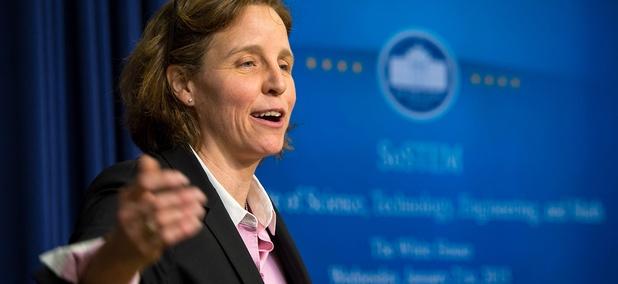 Federal CTO Megan Smith