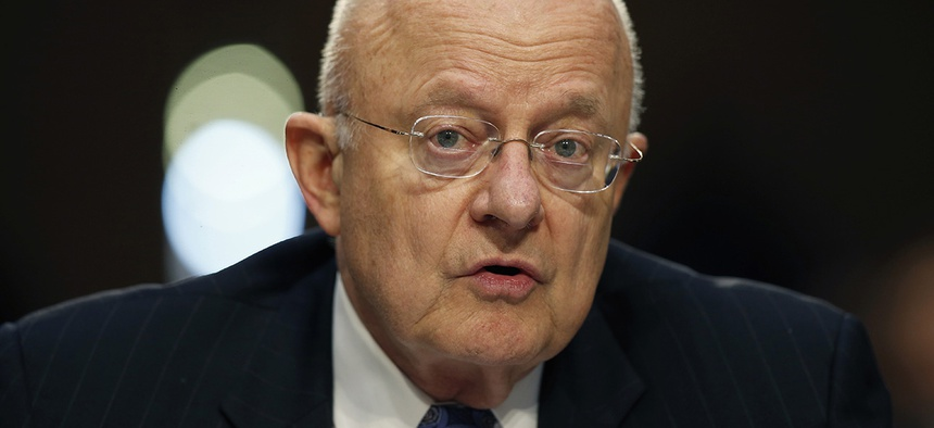Director of the National Intelligence James Clapper
