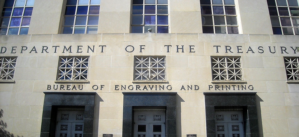 How Treasury's Bureau of Engraving and Printing Is Benefiting from