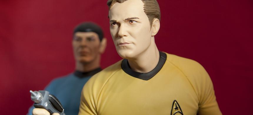 New Study Shows How 'Star Trek' Jokes and Geek Culture Make Women