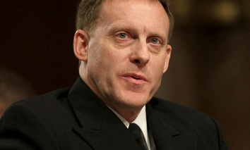 Cybercom Chief Adm. Michael Rogers