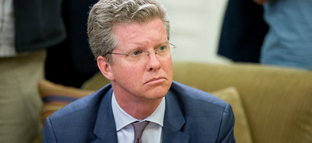 Office of Management and Budget Director Shaun Donovan