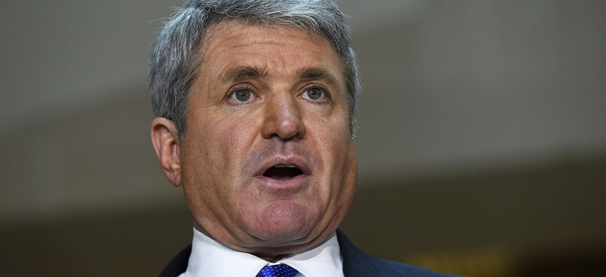 House Homeland Security Committee Chairman Rep. Michael McCaul, R-Texas