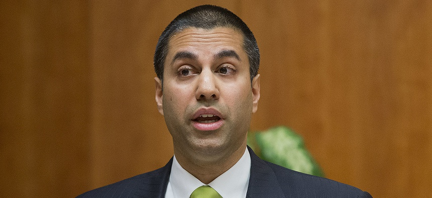 Federal Communication Commission Commissioner Ajit Pai