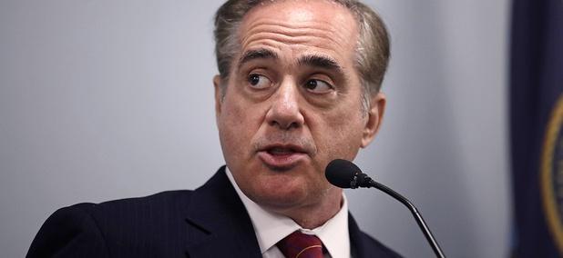 Secretary of Veterans Affairs David J. Shulkin