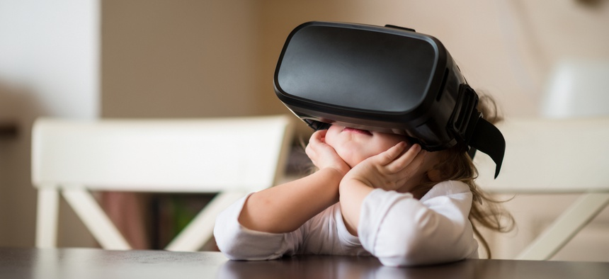 15206a262fb7 Can Virtual Reality Be Used to Simulate and Treat Depression  - Nextgov