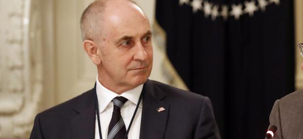 Christopher Liddell, White House Director of Strategic Initiatives