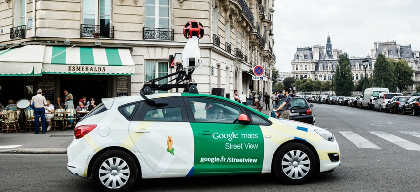 Google Maps Street View Gets an Upgrade - Nextgov on google street view privacy concerns, house from street view, google street view in africa, google earth street view, google street view in latin america, google street view in asia, google traffic, google search, google developers, web mapping, google news, google earth, google street view in europe, google translate, google street view in the united states, vpike street view, google latitude, address from street level view, competition of google street view, find street view, google map maker, google earth home, mapquest street view, google street view in canada, funny google street view, google satellite map, location view, google sync, google street view in oceania, google street view paris france, google earth map,