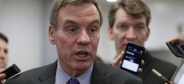 Senate Intelligence Committee Vice Chairman Sen. Mark Warner, D-Va.