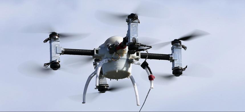 Thousands Apply to Trump's Drone Pilot Program - Nextgov