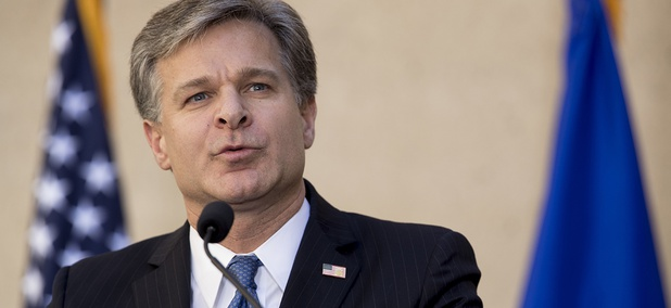 FBI Director Chris Wray
