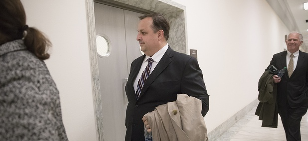Walter M. Shaub Jr., director of the U.S. Office of Government Ethics.