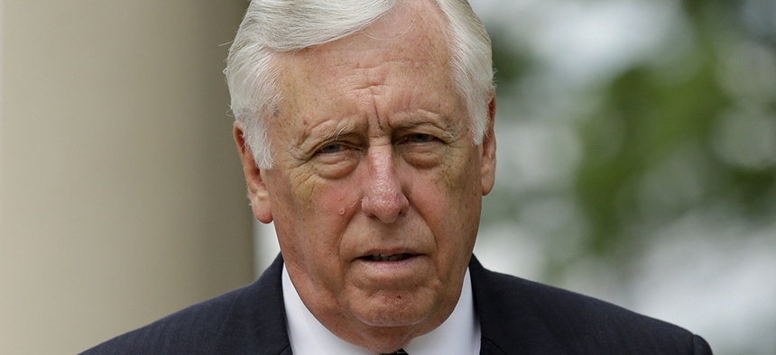 House Minority Whip Steny Hoyer, D-Md.
