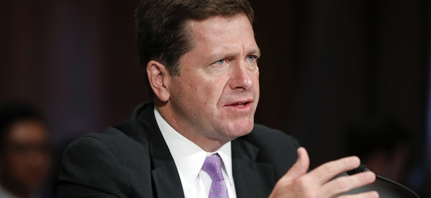 Securities and Exchange Commission Chairman Jay Clayton