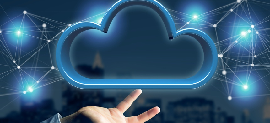 DOD Issued a $7 Million Cloud Support Contract To a Company