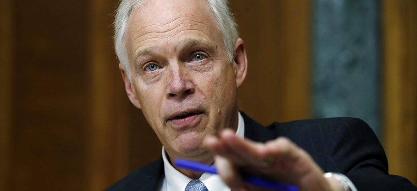 Sen. Ron Johnson, R-Wis.