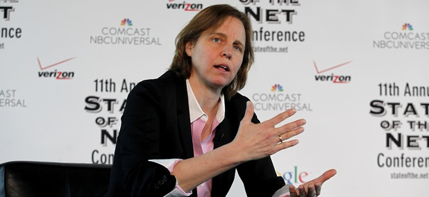 Former U.S. CTO Megan Smith