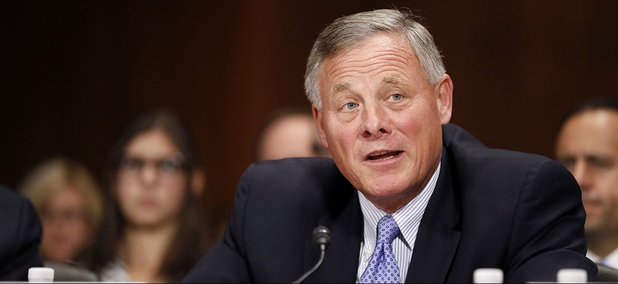 Sen. Richard Burr, R-N.C.