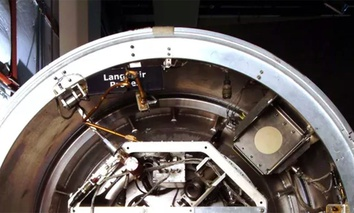 As part of the Beam Experiments Aboard Rocket project, this neutral particle beam accelerator was launched from White Sands in July 1989 to an altitude of 200 kilometers (124 miles), operated successfully in space in July, 1989.