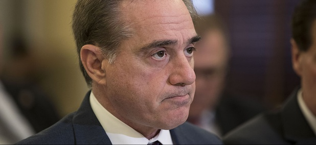 Former Secretary of Veterans Affairs, David Shulkin