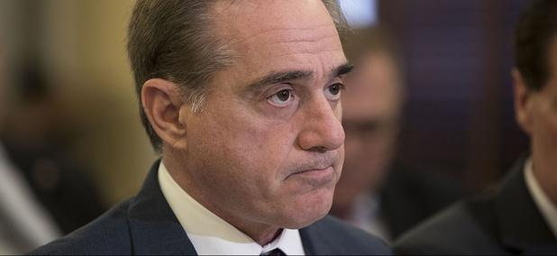 Former Secretary of Veterans Affairs, David Shulkin
