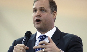 NASA Chief Jim Bridenstine