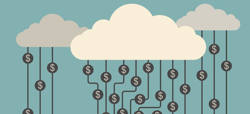 Defense Department is Pursuing Another Multibillion-Dollar Cloud