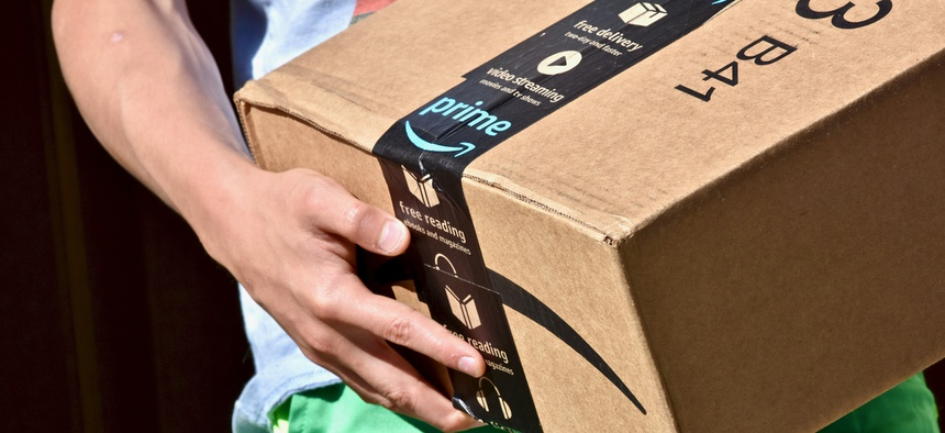 Amazon Can Now Deliver Packages To Your Car - Nextgov