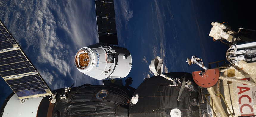 SpaceX Is Charging NASA More Money To Deliver Cargo to the ...