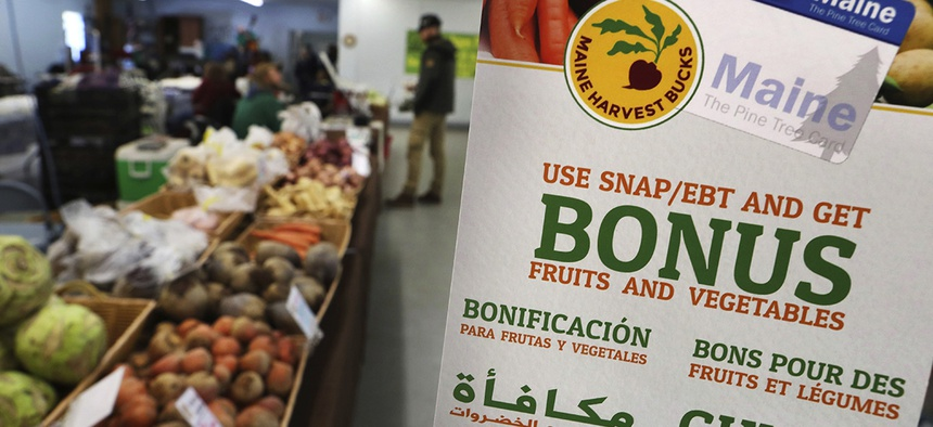 Planned Food Stamp Recipients Database Sparks Hacking Fears