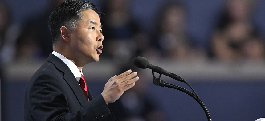 Rep. Ted Lieu, D-Calif.