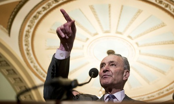 Senate Minority Leader Sen. Chuck Schumer