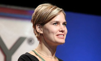 Jennifer Pahlka, the founder of Code for America