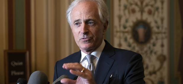 Senate Foreign Relations Committee Chairman Bob Corker, R-Tenn.
