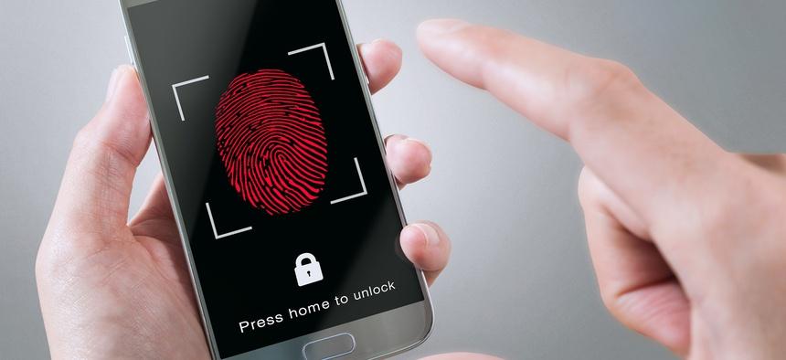 The Smartphone Fingerprint Scanner Gets a Heat-Sensing