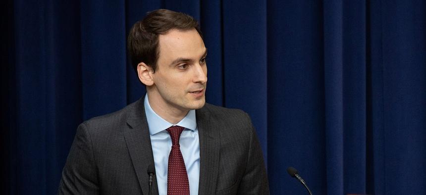 U.S. Deputy Chief Technology Officer Michael Kratsios