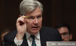 Sen. Sheldon Whitehouse, D-R.I.
