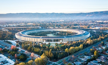 Apple Headquarters in Cupertino, Calif.