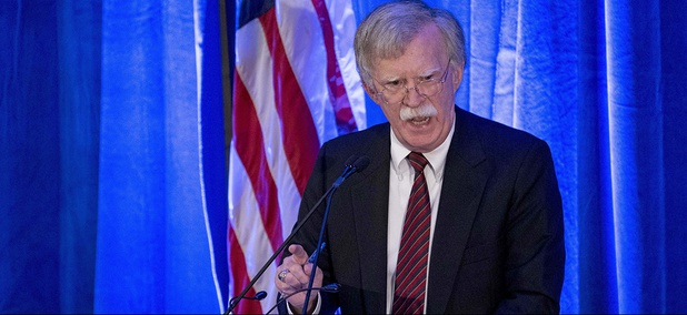 National Security Adviser John Bolton