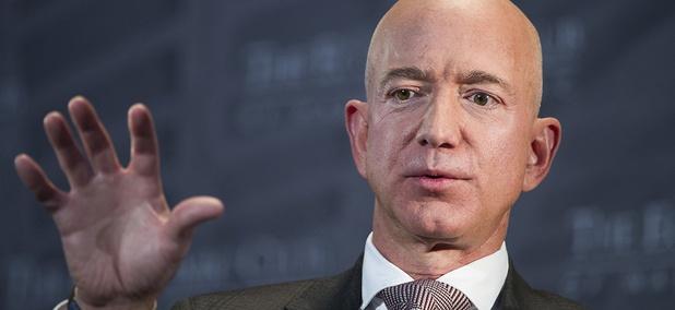 Jeff Bezos, Amazon founder and CEO