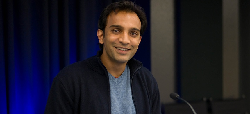 DJ Patil, former chief data scientist for the U.S.