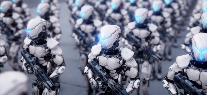 Pentagon Doesn't Want Real Artificial Intelligence In War, Former Official Says
