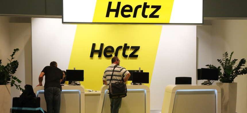 Hertz is Now Using Facial Recognition to Check Out Cars